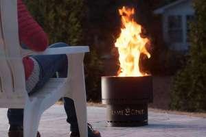 HY-C Flame Genie FG-16 Wood Pellet Fire Pit Review