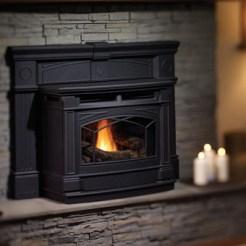 Regency Pellet Fireplace