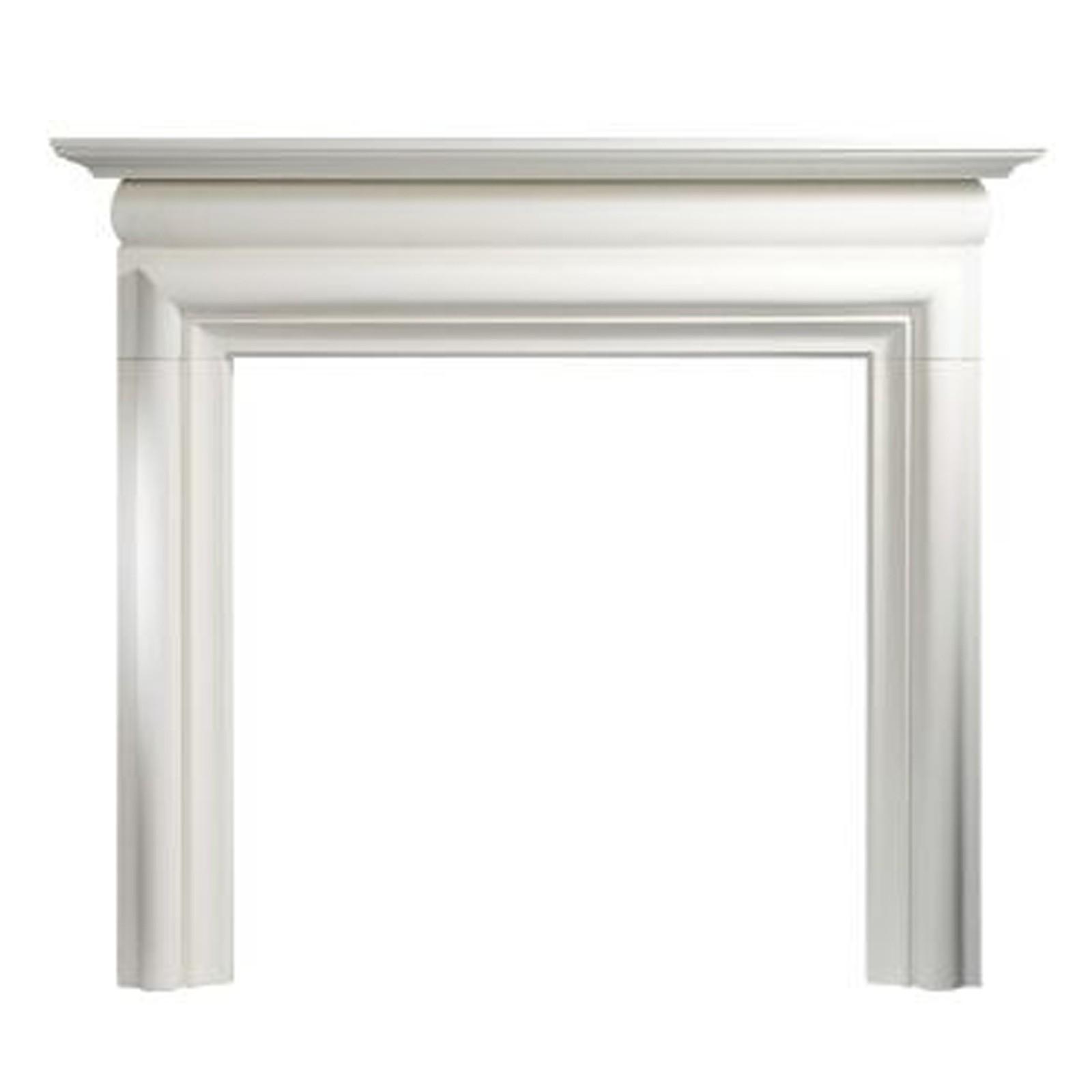 Gallery Asquith Limestone 55 Fireplace Surround Mantel