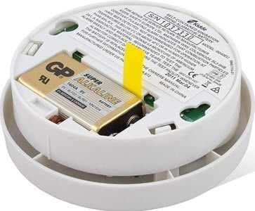 smoke alarm battery