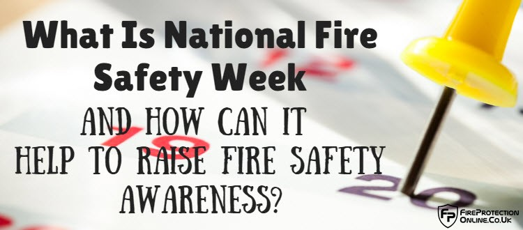 national fire safety week