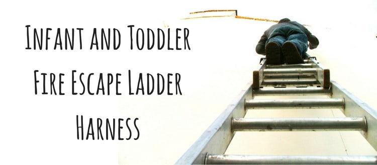 Fire Escape Ladder Harness