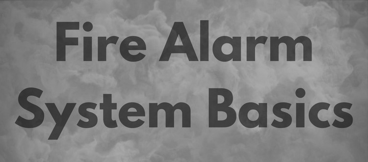 Fire alarm system basics fire protection online info fire alarm system basics freerunsca Gallery
