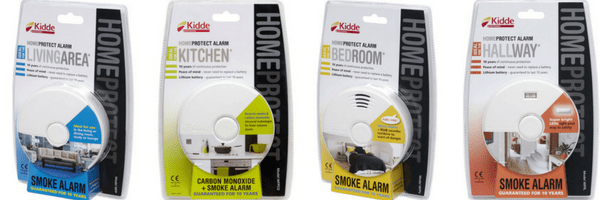 Smoke Alarms For Home