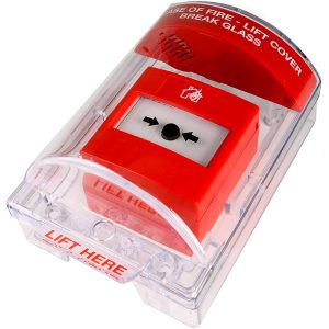 Call Point Stopper - With Alarm