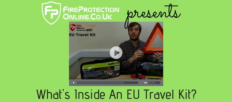 What's Inside An EU Travel Kit?