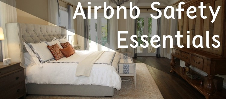 Airbnb: where does fire safety come