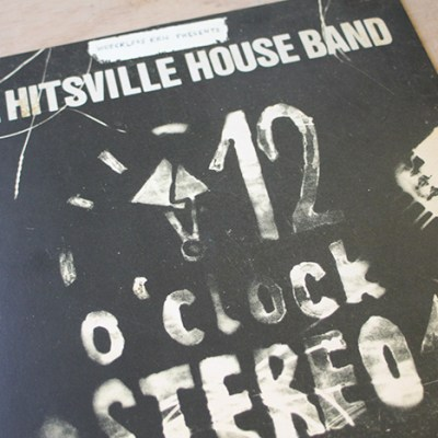 Wreckless Eric - Hitsville House Band - LP