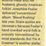 'I'm A Dreamer' - NME Review