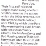 'Elitism For The People'-  MOJO Review