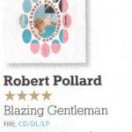 'Blazing Gentlemen' - MOJO Review