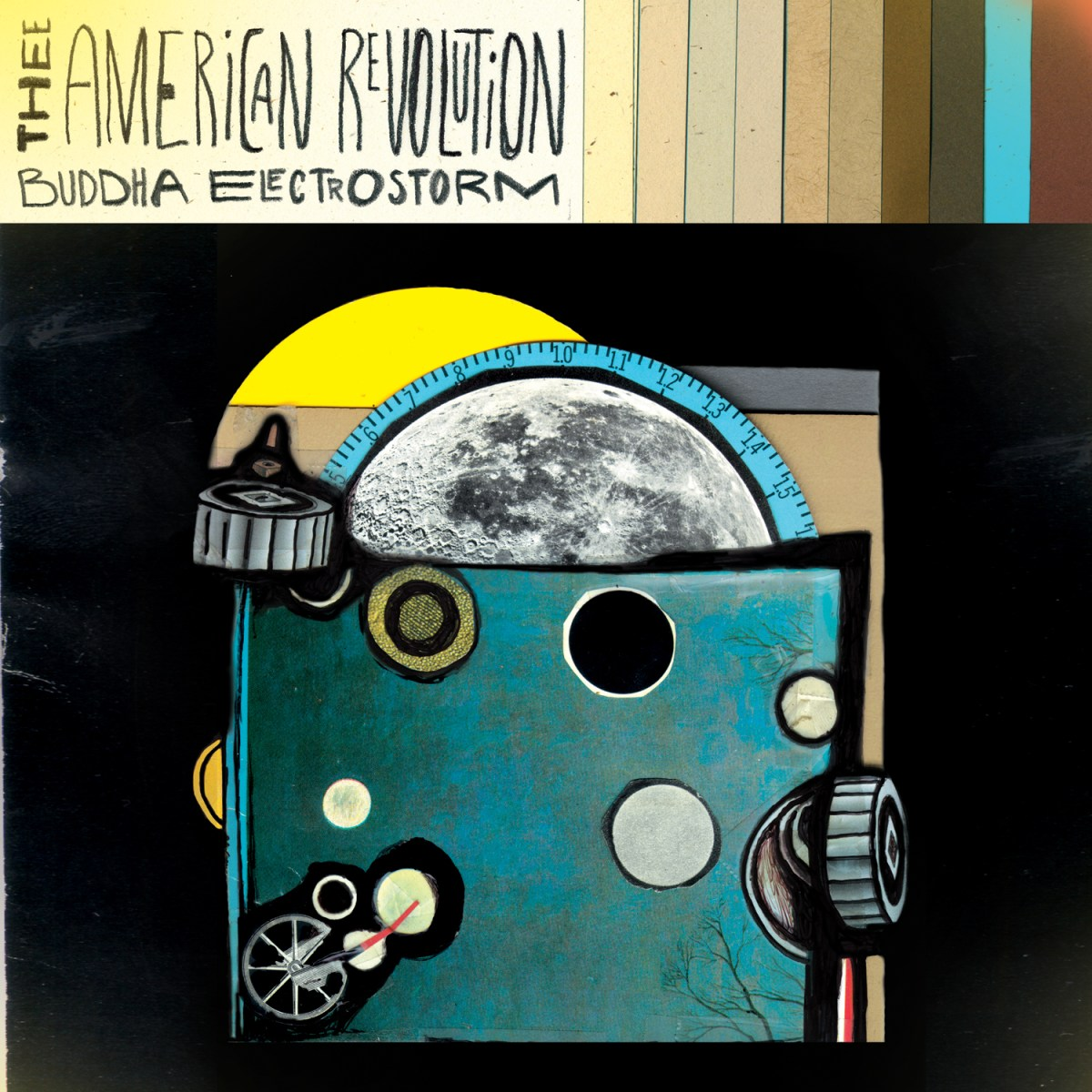 Thee American Revolution Buddha Electrostorm Cd Fire
