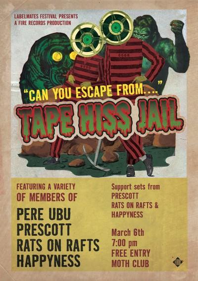 prescott tape hiss