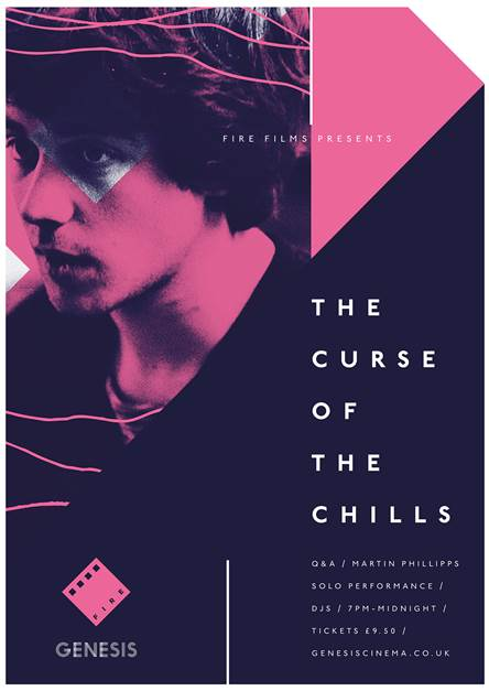 curse of the chills poster