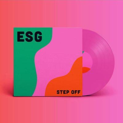 esg step off pink vinyl