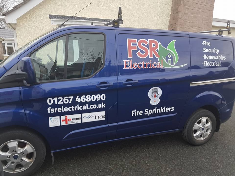 Fire Safety Wales Fleet