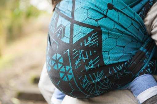 8-Bit-Obsidian-Geode-firespiral-woven-wrap-back-carry