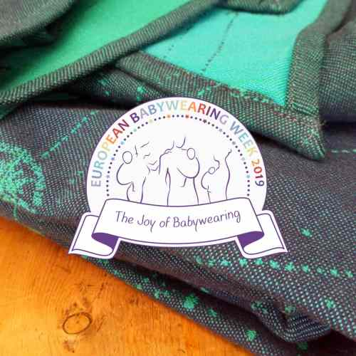 <h1>It is European Babywearing Week 2019 and we're celebrating!<h1>