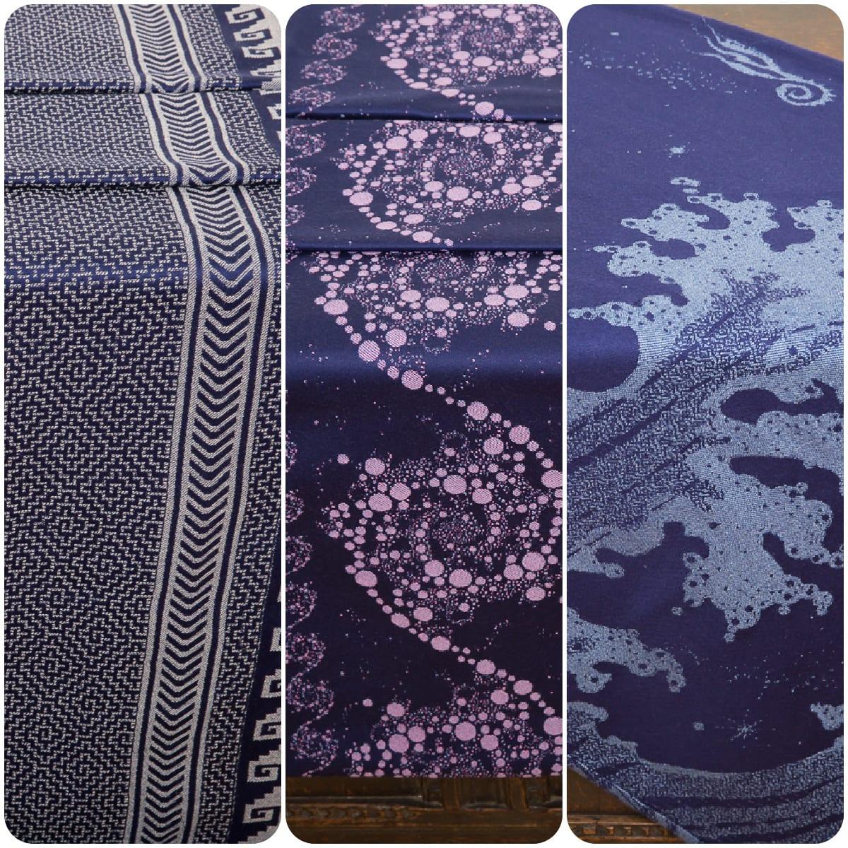 Twilight Weave collage