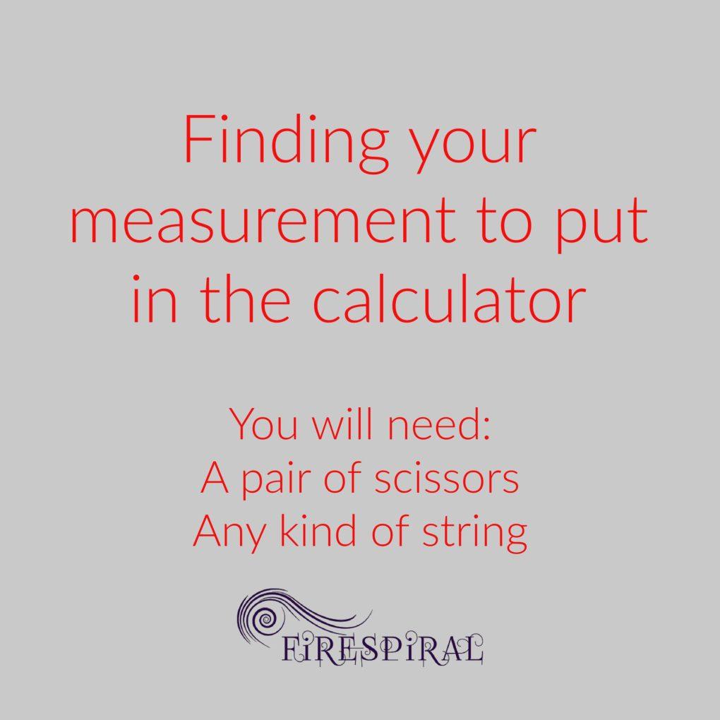 base size calculator instructions