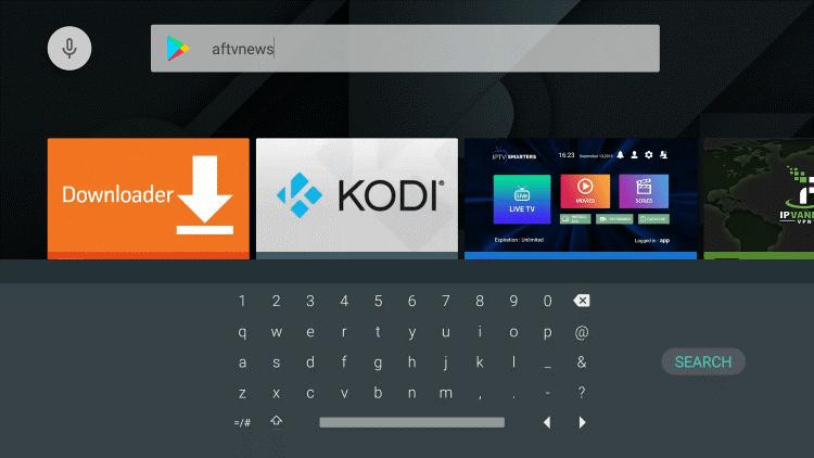 hoe downloader op Android TV Box te installeren
