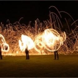 Spier White Light Festival FireTribe