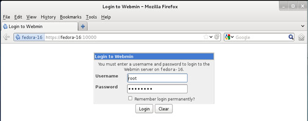 Installing And Configuring Linux Webmin – Linux Web-Based