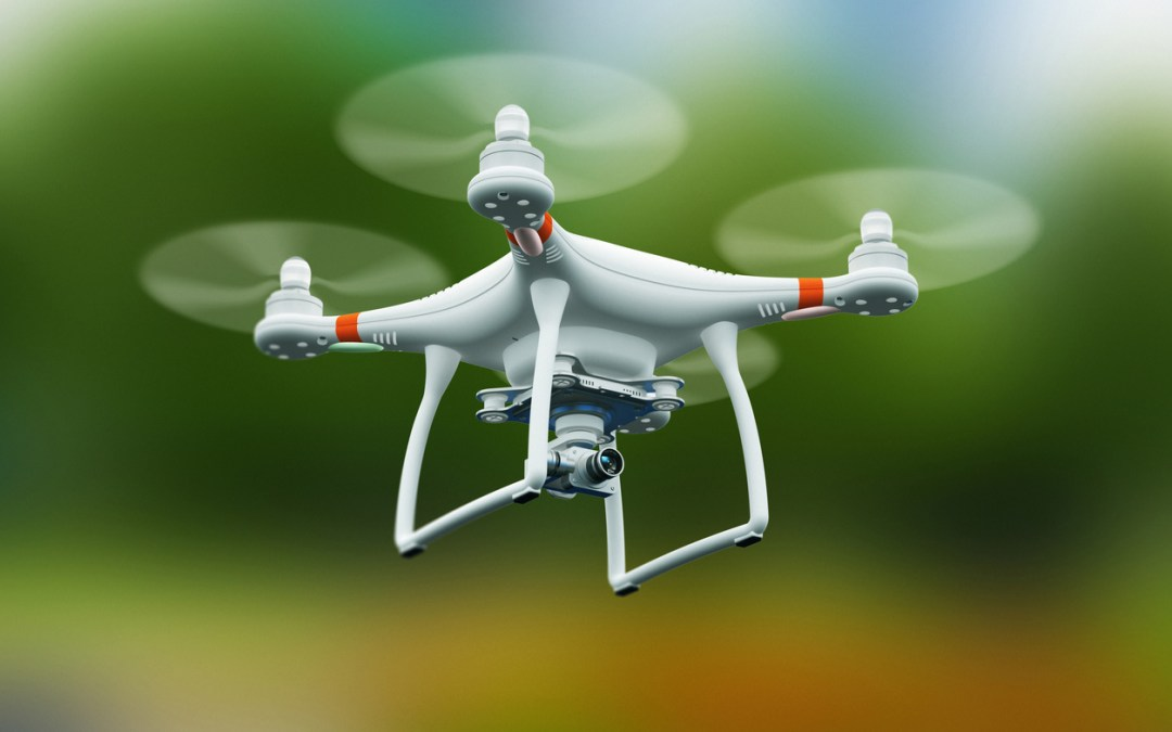 Swarms of Drones Used to Fight Wildland Fires