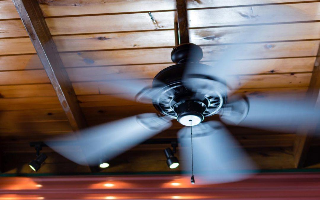Faulty Ceiling Fan Cause of Fatal Fire