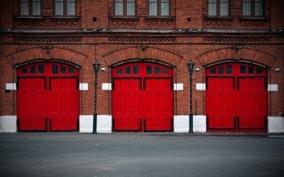 Historical Fire Hall #1 in Calgary is Iconic and Unique