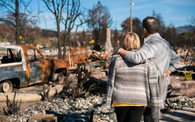 Homeowners Finding it Challenging to Get Insurance in Active Wildfire Zones