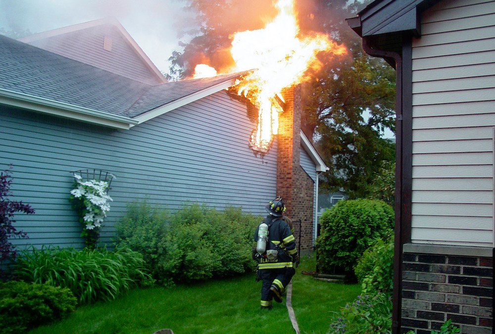 NIST Develops Database on Heat Release Rates in Fires