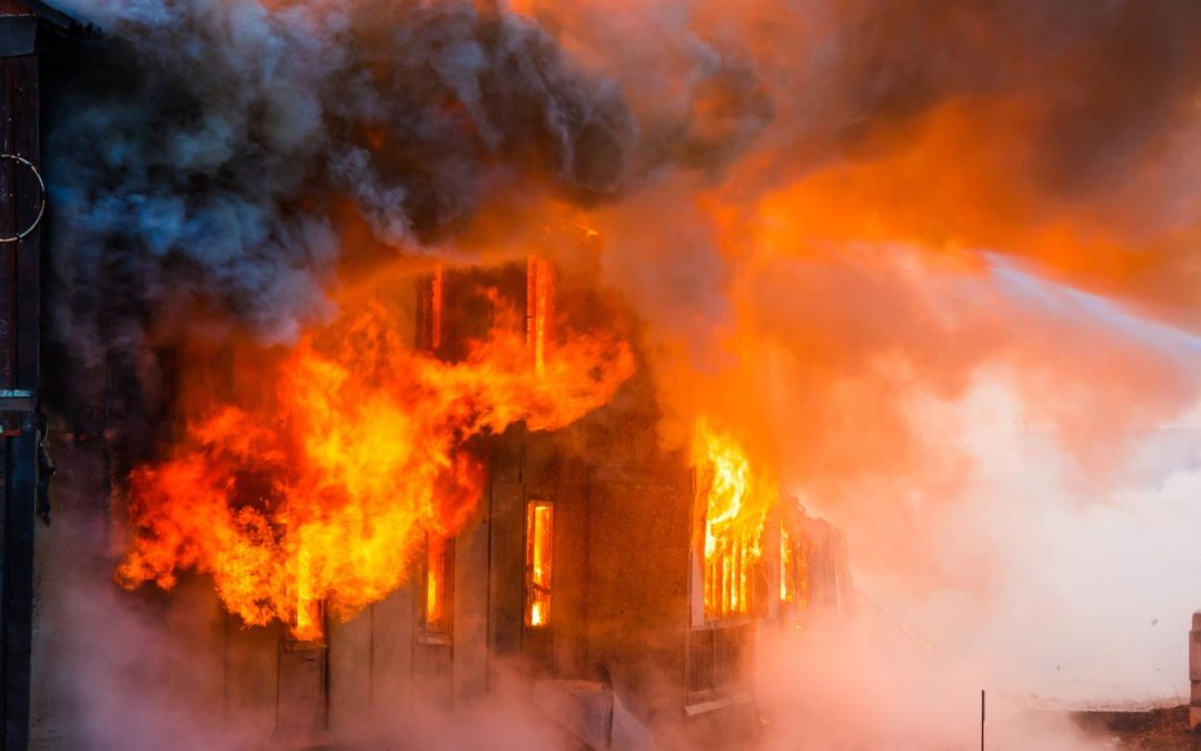 Tips from the Red Cross on Surviving a House Fire
