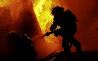 Fire-proof sensor can track firefighters in burning buildings