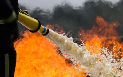 Ground water contamination from firefighting foam continues to spread