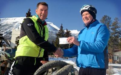 Jasper fire chief earns national award for MS awareness