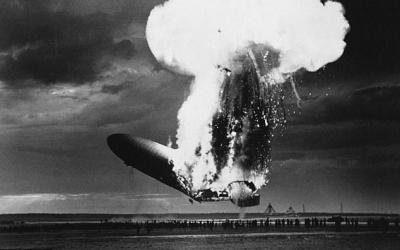 May in fire history – Hindenburg zeppelin fire