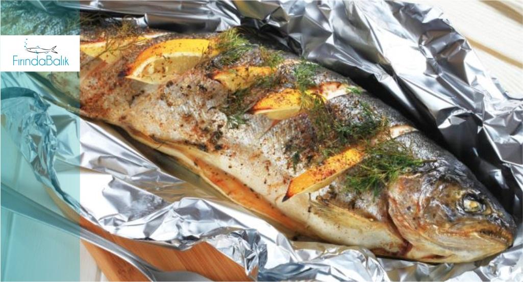 Alüminyum Folyo da Balık Pişirme Sağlıklı mı?