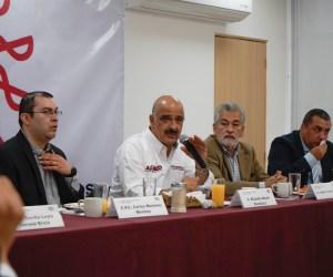 Ricardo Ahued: mi gobierno será de total transparencia