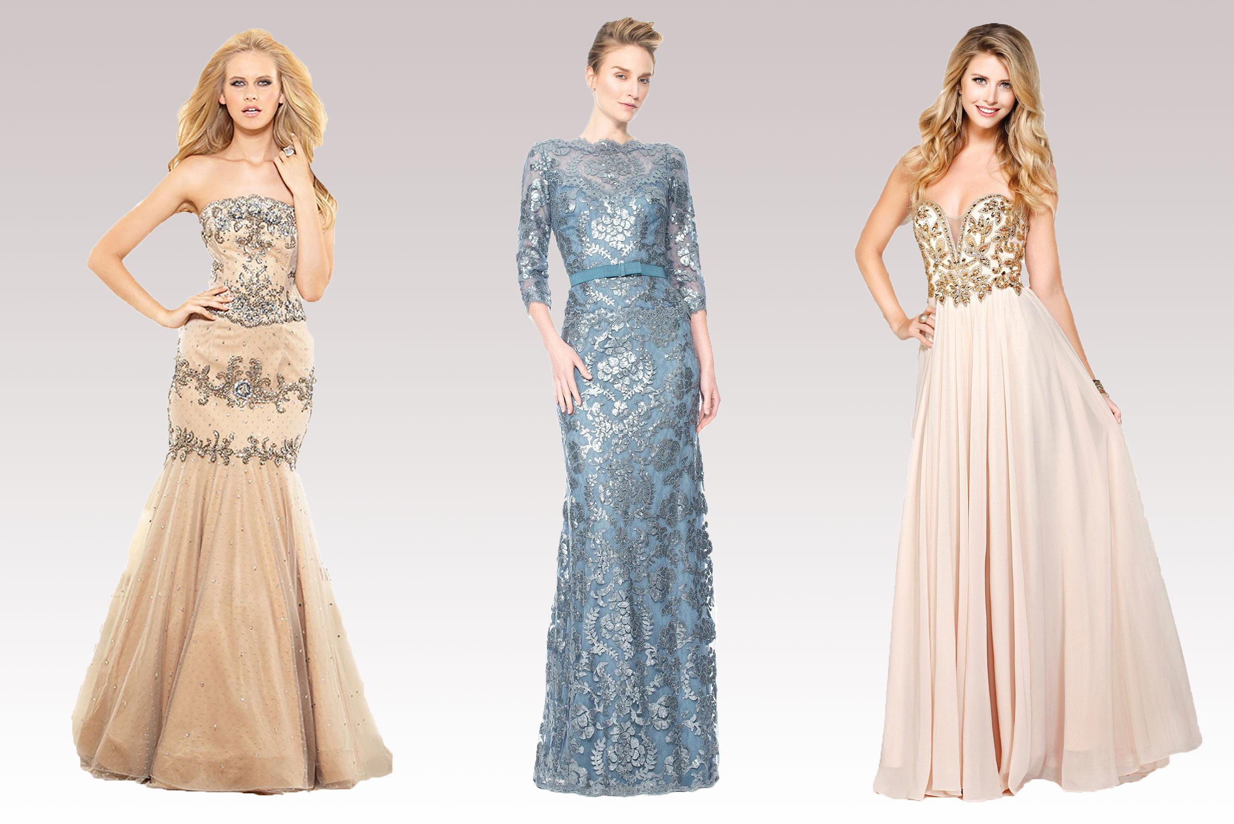 Invata sa stralucesti cu gama de rochii de seara dama de pe ShopAdviser