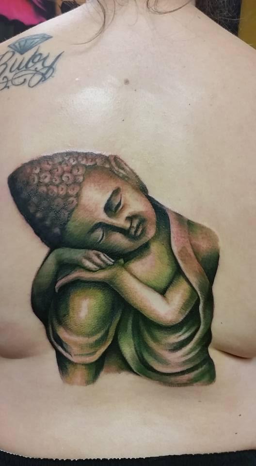 Hindu Custom Tattoo - Firme Copias