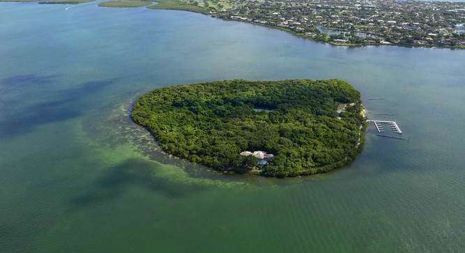 pumpkin key private islands