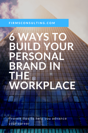 personal brand in the workplace