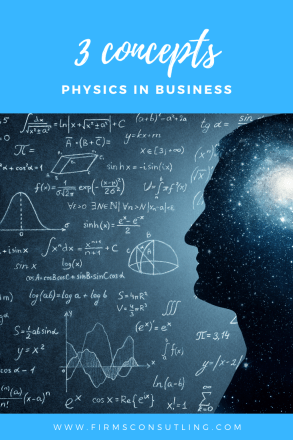 physics in business
