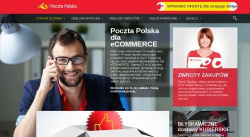 Ecommerce Poczta Polska