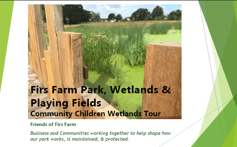 FoFF Wetlands Tour - Children