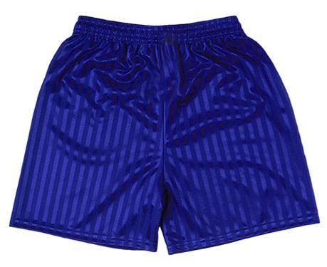East Wittering Royal blue PE Shorts