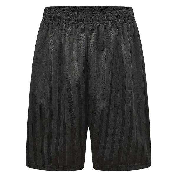 St Mary's Black PE Shorts