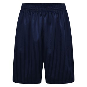 Upper Beeding Navy PE Shorts