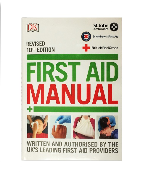 st andrew s first aid manual revised 10th edition only 9 50 rh firstaid org uk first aid manual 10th edition revised first aid manual 10th edition pdf free